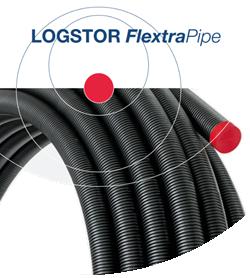 flexibele leiding logstor